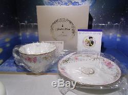 2015 Premium Bandai Noritake Collaboration Tea Cup saucer set Sailor Moon