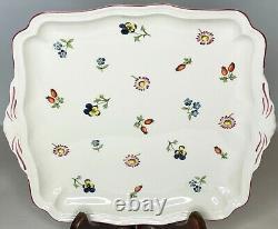 71 pc Set VILLEROY & BOCH Petite Fleur Plate Bowl Cup Mug Serving Coffee Tea Pot