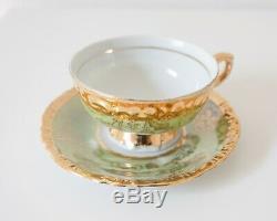 BAVARIA 28 Piece Tea Cup Set