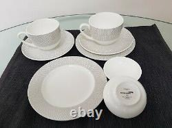 BA 747'First' Cream Tea for Two -Cup & Saucer (William Edwards) fine bone china
