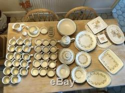 BHS Dinner Set Mugs Plates Tea Cups Saucer Country Kitchen Farm House 90's