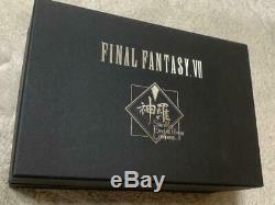 Final Fantasy 7 Shinra Makou tea & teacup set FF Cloud Sephiroth