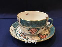 Herend Cornucopia TCA Tea Cup & Saucer Set 1726