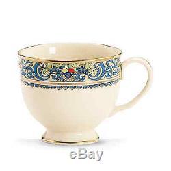 Lenox Autumn Cup & Saucers Set of 4