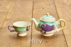 Limited Pokemon Center Pot Death Teapot Yabacha tea cup set Japan