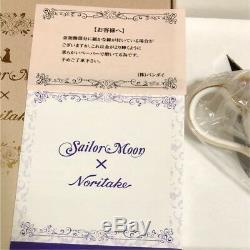 NEW Noritake x Sailor Moon Teacup & Saucer & Calatory sets 2015 Premium Bandai