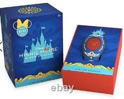 New Disney Minnie Main Attraction Magic Band Dumbo Tiki Small World Tea Cups Set