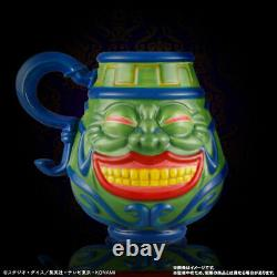 P-Bandai Yu-Gi-Oh Pot of Greed Mug & Pot of Greed Teacup Set Japan FS
