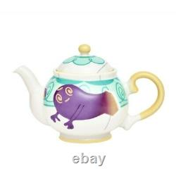 Pre-order Pokemon Center Original Tea Pot & Cup / Polteageist & Sinistea Set NEW