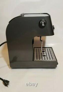 RARE Starbucks Original Stainless Barista Espresso Machine with Teacup Set Italy