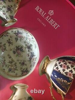 Royal Albert 100 Years Tea Cup Set