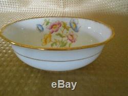 Royal Albert 21 Piece Bone China Tea Set Anemone Hand Painted No. 8813
