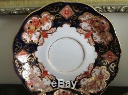 Royal Albert Heirloom England Porcelain Set Of 6 Tea Cup And Saucer