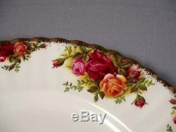 Royal Albert Old Country Roses Bone China Dinner Set for 12 Cup Saucer Tea