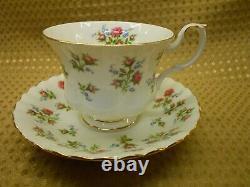 Royal Albert Winsome 21 Piece English Bone China Tea Set