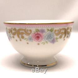 Sailor Moon Premium Bandai Noritake Collaboration Tea Cup Saucer Set Unused