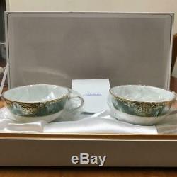 Tokyo Disney Land Resort Club33 Noritake Special Tea Cup Saucer Set Limited RARE