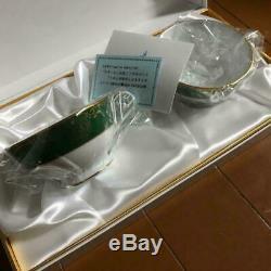 Tokyo Disney land Resort Club 33 Limited Tea Cup & Saucer 2 pairs set NORITAKE