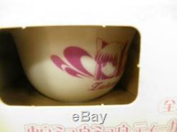 Tokyo MewMew Tea Cup Mug Amusement premium 5 Set New F/S