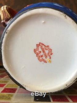Vintage Japanese Kutani 21 Piece Dragon Tea Set-Lithophane Geisha Cups 1920's