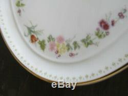 Wedgwood Miniature Set Tray Tea Coffe Pot Cup And Saucer Creamer Sugar Bowl Mint